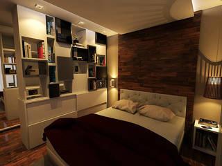 Modern style bedroom by Arquitetura do Brasil Modern