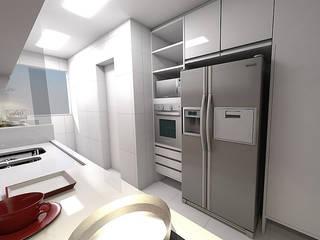 Modern kitchen by Arquitetura do Brasil Modern