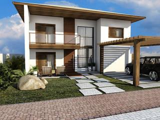 Arquitetura do Brasil 房子