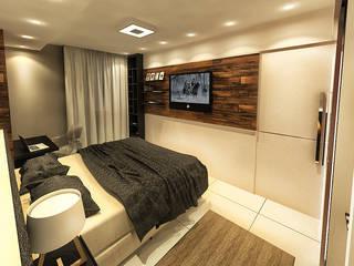 Arquitetura do Brasil 臥室