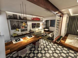 Arquitetura do Brasil 餐廳