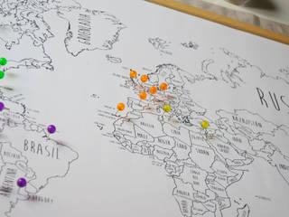 Mapas:  de estilo  de MuguetShop