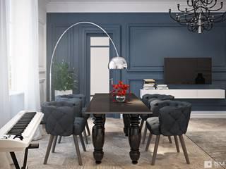 Salon original par GM-interior Éclectique