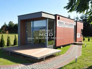 Apartament 25 Smart Mod Domy modułowe Nowoczesne domy