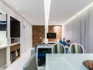 Ruang Keluarga Modern Oleh Paula Carvalho Arquitetura Modern