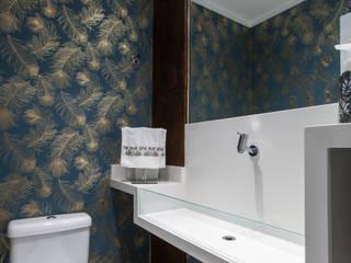 Paula Carvalho Arquitetura Modern bathroom