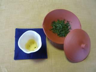 お茶と共に: 翠嵐窯(すいらんがま)が手掛けた折衷的なです。,オリジナル