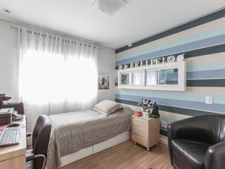Paula Carvalho Arquitetura Dormitorios infantiles de estilo moderno