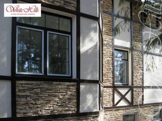 러스틱스타일 주택 by White Hills Stones GmbH 러스틱 (Rustic)