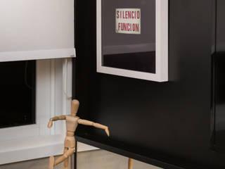 Salon moderne par Arquitetando ideias Moderne