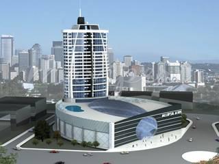 de Maviperi Mimarlık Moderno