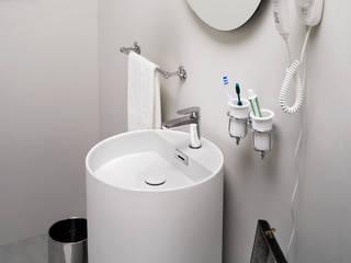 Projekty,  Łazienka zaprojektowane przez Lineabeta