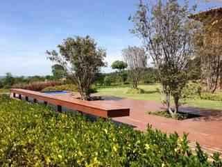 Modern Garden by Marcia Joly Paisagismo Modern