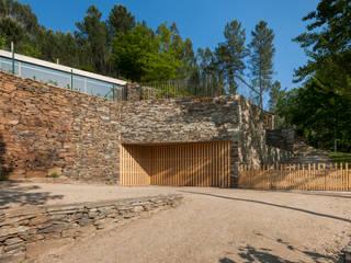 ABPROJECTOS Rustikale Häuser