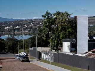 SUPERISCÓPIO: o maior periscópio do mundo e a arquitectura como hipertexto Locais de eventos industriais por Pedro Barata e Arquitetos Associados Industrial