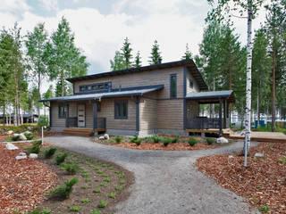 Skandinavische Häuser von homify Skandinavisch