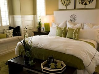 Arkiurbana Classic style bedroom