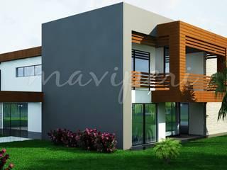 Casas modernas de Maviperi Mimarlık Moderno