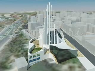 Halide Edip Adıvar Cami Külliyesi by Maviperi Mimarlık