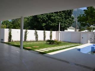 Kubota & Backes 庭院