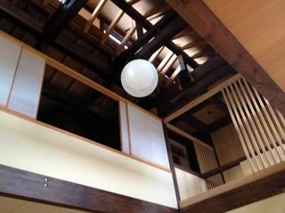 吉岡宿の家  : 伊藤邦明都市建築研究所が手掛けた和室です。,クラシック