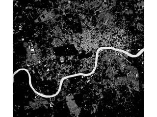 ЛОНДОН (ХОЛСТ) от Urbanmap