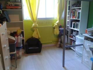 Chambre d'adolescent après By Elodie:  de style  par By Elodie Home Organiser, coach en rangement