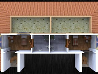 3D Mimari Tasarım Sketchup & Lumion – Proje Koc-Kar Cagdas Yasam evleri:  tarz