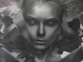 Фото работ со звездами от Линии иллюзий