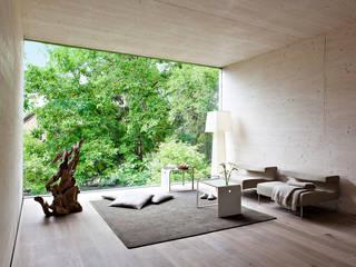 Livings de estilo  por DANKE Architekten