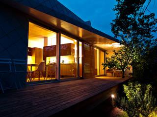 Terrazas de estilo  por DANKE Architekten