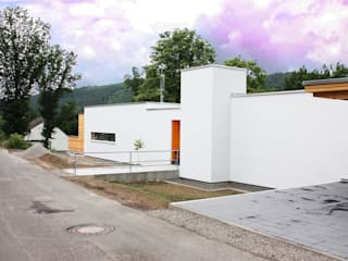 Modern Houses by DANKE Architekten Modern