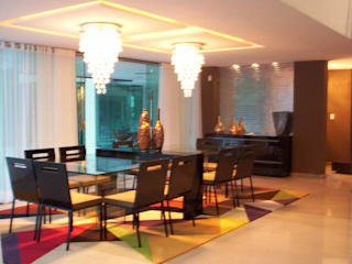 Modern Dining Room by Deise leal interiores Modern