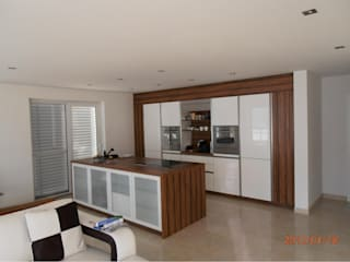 home 10: modern  von Küchenklick,Modern