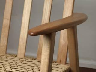 ソファー: 木工 木の香が手掛けた折衷的なです。,オリジナル
