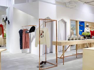暮らすひと暮らすところ Closets minimalistas