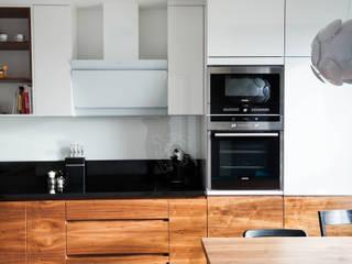 ul. Figara: styl , w kategorii Kuchnia zaprojektowany przez Patryk Kowalski Architektura i projektowanie wnętrz
