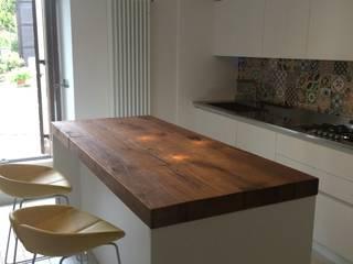 Realizzazioni Adami|Zeni Ingegneria e Architettura Moderne Küchen