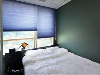 غرفة نوم تنفيذ housetherapy