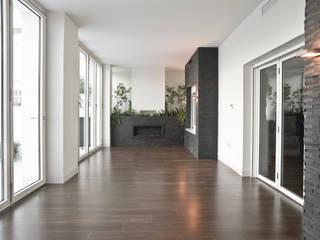 Corridor & hallway by SENZA ESPACIOS, Modern
