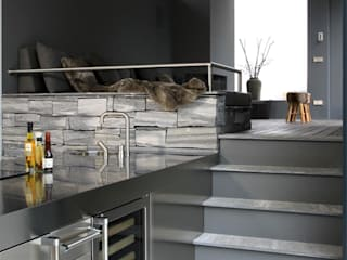 Modern kitchen by Arend Groenewegen Architect BNA Modern