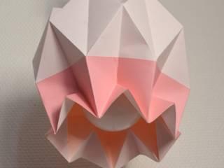 Applique Suspension Lotus d'inspiration scandinave par Made by Sissinou Scandinave