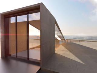 Kıyı Evi Modern Evler FurkanYZ Modern