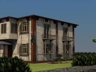 Boyut Animasyon – mimari modelleme:  tarz Ofis Alanları