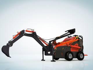 Makine ve Araç Modelleme Boyut Animasyon