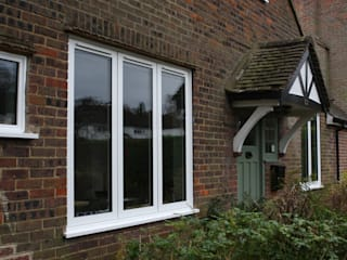 Highland Road Modern windows & doors by IQ Glass UK Modern
