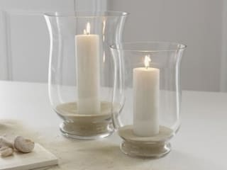 Hurricane Lamps for Pillar Candles par The London Candle Company Classique