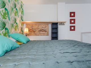 Modern style bedroom by Pablo Cousinou Modern