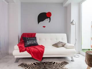 Modern living room by Pablo Cousinou Modern
