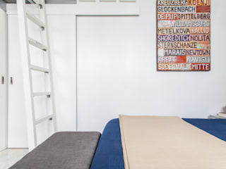 Kamar Tidur Modern Oleh Pablo Cousinou Modern